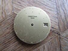 Vintage CERTINA Quartz Movement Cal. ETA 955.112. For Parts.