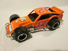 1987 Matchbox 1/55 Orange #12 Modified Racer Car - Macau (MINTY)