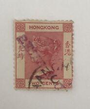 Hongkong Sg 32a F/U Cat £32