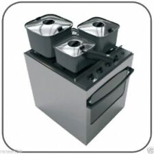 SmartSpace Cookware Stacking Square Pots Camping Caravan Boat Parts Accessories