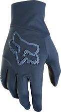 Fox Racing Attack MTB Water Proof Gloves Midnight Blue Men's Medium