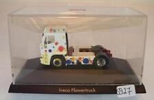 Herpa 1/87 PC Iveco Zugmaschine Flowertruck OVP #5927