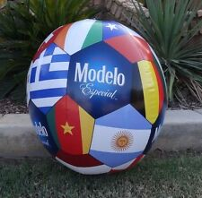"Modelo Especial Soccer Ball Inflatable 25"" x 21"" Beach, Pool, or Sporting Event"