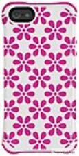 AP1086-A055 Ballistic iPhone 5 Aspira Series Case - For iPhone - Pink and White