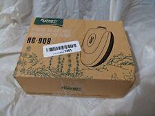 Hygger 3W 110GPH Adjustable Aquarium Air Pump for Fish Tank 20-120 Gallon HG-909