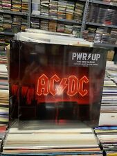 AC/DC LP POWER UP 2020  BLACK VINYL SEALED +  ABRIDOR CERVEZA PROMOCIONAL AC/DC
