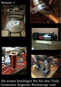 Magnetmotor selber bauen in 12 Tagen-freie Energie-Generator