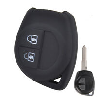 Silicone Remote Key Case For Opel / Vauxhall Agila Fob Shell Cover 2 Button