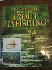 Complete Book of Trout Flyfishing by Cederberg et al  Ist Ed 1995  Fine