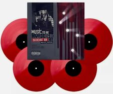 Eminem Music To Be Murdered By Side B Deluxe Edition 4xLP Red (Exclus.Alt Cover)