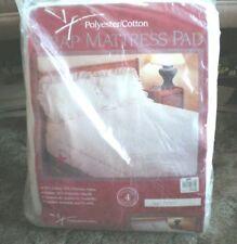 "Louisville Bedding Wrap Mattress Pad  Size  53"" X 75"" Full"