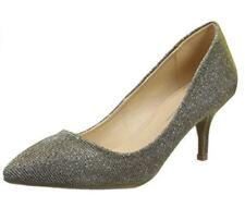 Dorothy Perkins Womens Dakota Court Shoes Bronze UK 5 EU 38 LN085 AF 04