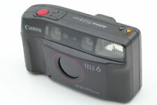 [MINT] Canon Autoboy TELE 6 DATE 35mm Point & Shoot Film Camera From JAPAN