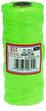 MARSHALLTOWN The PremierLineML341Mason'sLine500-FootFluorescentGreenBraidedNylon