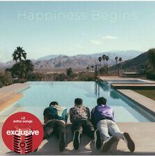 New: JONAS BROTHERS - Happiness Begins [Target Exclusive] 2 Bonus Tracks -  CD
