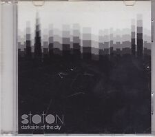 Staton-Darkside Of The City Promo cd single