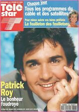 ▬► Télé Star 856 (19993) PATRICK ROY_RAYMOND BURR_MADONNA_KRISTIN SCOTT THOMAS