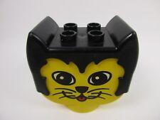 LEGO DUPLO Animal Head Brick Cat Brique Tête de Chat set 2376 2383 2387 1595