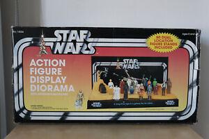 Action Figure Display Diorama Star Wars 2005