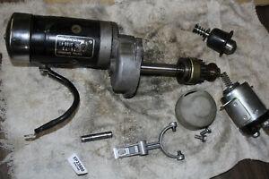 starter motor + solenoid 1987 FXRS-SP Harley FXR FXRT FXRP FXRD FXLR EPS23880