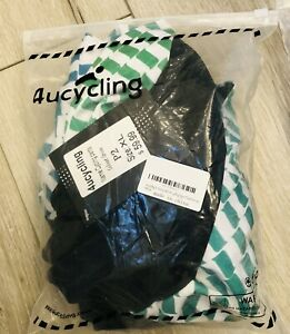 Mens Cycling Tights Long Pant Coolmax Padded By 4UCycling SZ XL *Free Shipping*