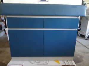 New SECA Pediatric Examination Table, Digital scale, Height measure and storage