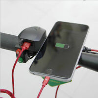 Lenker USB Ladegerät Adapter 36V 48V 60V 72V 84V to 5V 2A E-bike Pedelec Scooter
