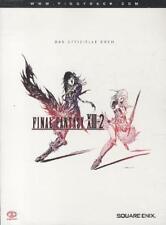 Final Fantasy XIII-2, Das offizielle Buch (2012, Taschenbuch)  NEU