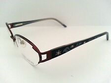 LADIES WOMENS LAURA ASHLEY DESIGNER FRAMES GLASSES - MATILDA GB - 49-16-130