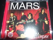 30 Thirty Seconds From Mars From Yesterday US Promo CD Single