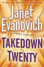 Stephanie Plum: Takedown Twenty by Janet Evanovich (2013, Hardcover)