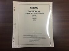 SCOTT National Postage Stamp Album Part 4 Pages From 1994-1999, NEW!!!