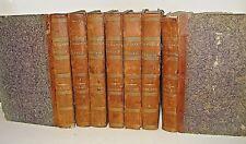 JOURDAN DICTIONNAIRE BIOGRAPHIES SCIENCES MEDICALES 1820 Panckoucke MEDECINE 7/7