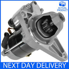 fits HONDA CIVIC MK7 EP 1.6 & SPORT PETROL MANUAL 2001-2004 NEW STARTER MOTOR