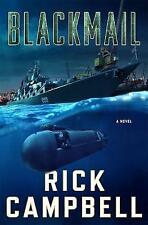 BLACKMAIL - Rick Campbell (Hardcover, 2017, Free Postage)