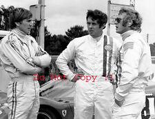 Steve McQueen Le Mans Film Ritratto Fotografia 1971 8
