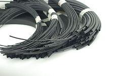 1 METRO 8 pcs HEAT SHRINK tubing wire Sleeving Wrap AUTO ELETTRICA FILO Cavo Tubo