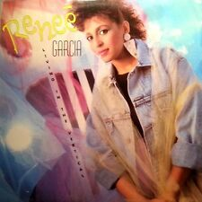 RENEE GARCIA LP LIVING IN THE VERTICAL 1987