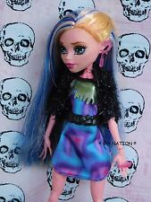 Monster High Abbey Bominable's PICTURE DAY Outfit and Accessories