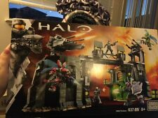 Halo Mega Bloks UNSC Firebase CNG69 637 Pieces New!!!