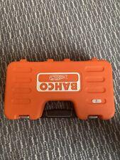 Bahco S240 Socket Set - 1.2'', Pack of 24
