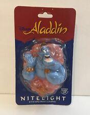 Disney Alladin Genie Night Light New 115 Volt Safety 1/4 Watt Bulb
