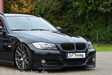 Sonderaktion Frontspoiler  Frontansatz ABS BMW E90 E91 3er 08-11 Facelift