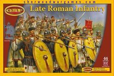 28mm Late Roman Infantry, Gripping Beast Plastics, Swordpoint, Ancients, Saga