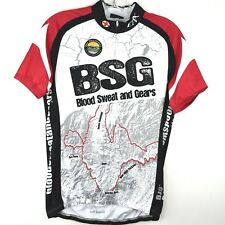 Epix Mens Bicycle Jersey Blood Sweat and Gears M