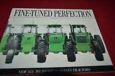 John Deere 4560 4760 4960 Tractor For 1991 Dealer Brochure DCPA10