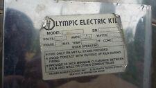 Olympic electric kiln 1818