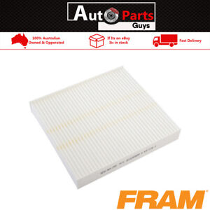 Fram Cabin Air Filter CF11183 fits Jeep Grand Cherokee WK Same As RCA242MS