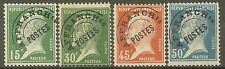 "FRANCE STAMP TIMBRE PREOBLITERES N° 65/68 "" PASTEUR SERIE 4 VALEURS "" NEUFS LUXE"