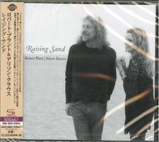 ROBERT PLANT & ALISON KRAUSS-RAISING SAND-JAPAN SHM-CD E25